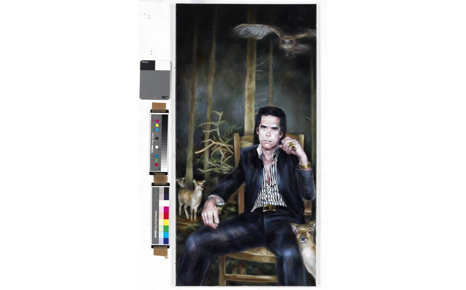 Tonträger: Nick Cave And The Bad Seeds. Auf seinem musikalisch reduzierten neuen Album inszeniert Nick Cave überraschend ir