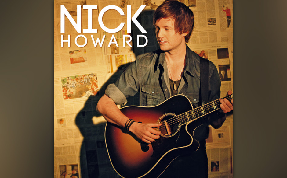 Nick Howard - 'Stay Who You Are'	(TVoG/UDP/Universal)