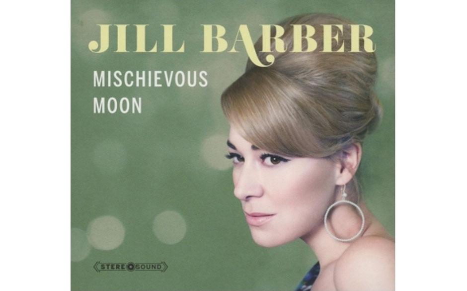 Jill Barber - 'Mischievous Moon' (Warner)