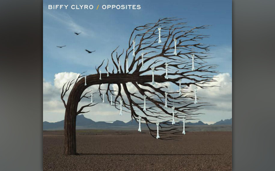 Biffy Clyro - 'Opposites'(Warner)