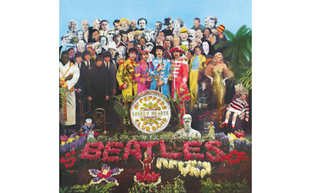 Das beste Album aller Zeiten: The Beatles - 'Sgt. Pepper's Lonely Hearts Club Band' Es ist das wichtigste Rock'n�