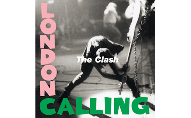 The Clash London Calling high res cover art