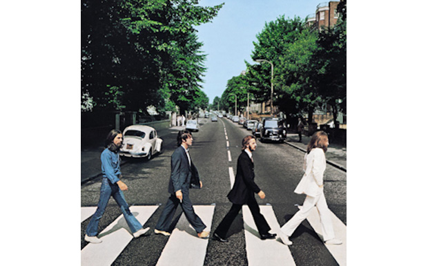 The Beatles 'Abby Road' high res cover art