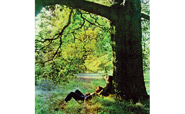 John Lennon 'the Plastic Ono Band' high res cover art
