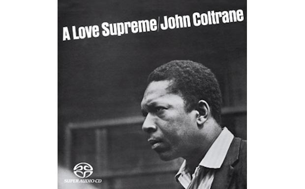 JOhn ColtraneA Love SupremeHIGH RESOLUTION COVER ART