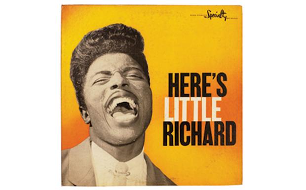 Little RichardHere's Little RichardHIGH RESOLUTION COVER ART