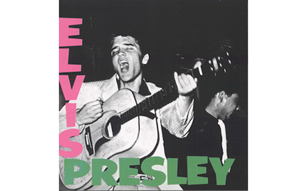 Elvis PresleyHIGH RESOLUTION COVER ART