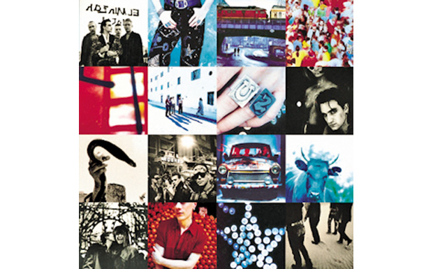 U2 Achtung Baby