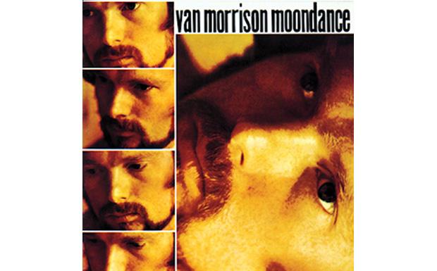 Van MorrisonMoondanceHIGH RESOLUTION COVER ART