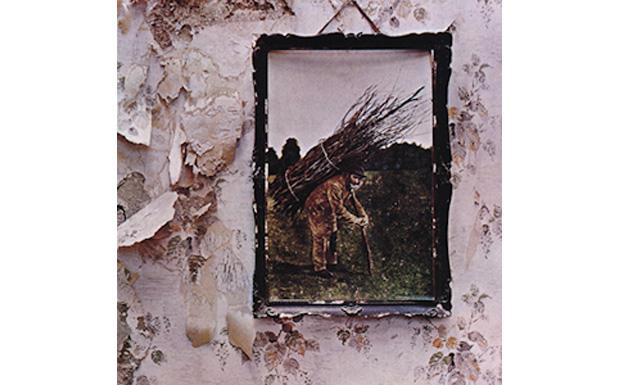 Led Zeppelin IVHIGH RESOLUTION COVER ART