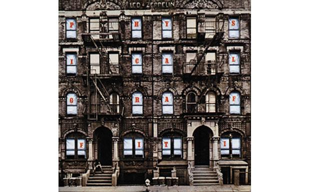 Led ZeppelinPhysical GraffitiHIGH RESOLUTION COVER ART