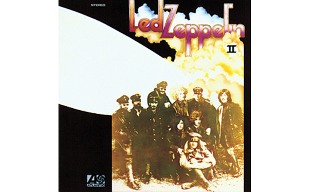 Led Zeppelin IIHIGH RESOLUTION COVER ART