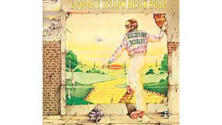 Elton JohnGoodbye Yellow Brick RoadHIGH RESOLUTION COVER ART