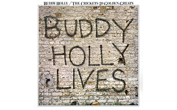 Buddy HollyThe Crickets 20 Golden GreatsHIGH RESOLUTION COVER ART