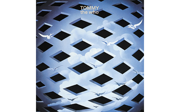 Tommy The WhoHIGH RESOLUTION COVER ART
