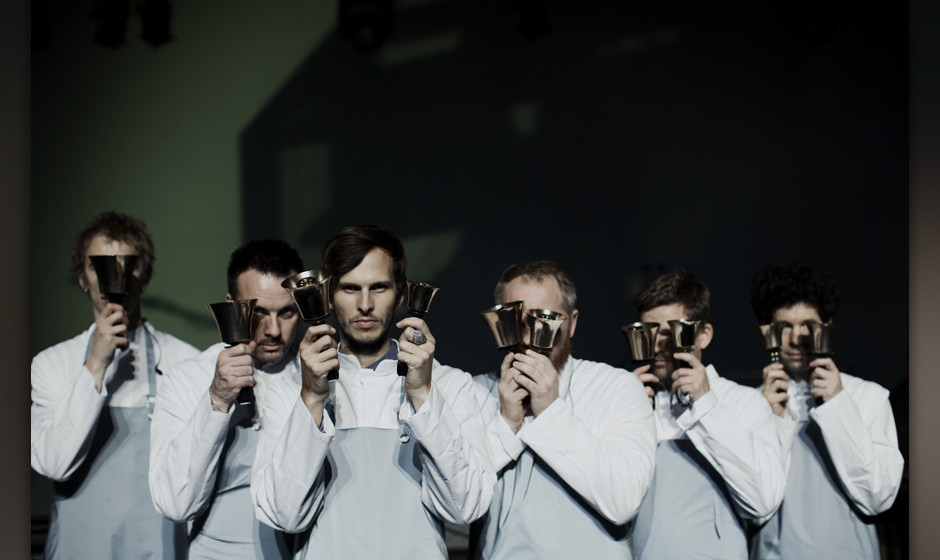 Pantha Du Prince, The Bell Laboratory