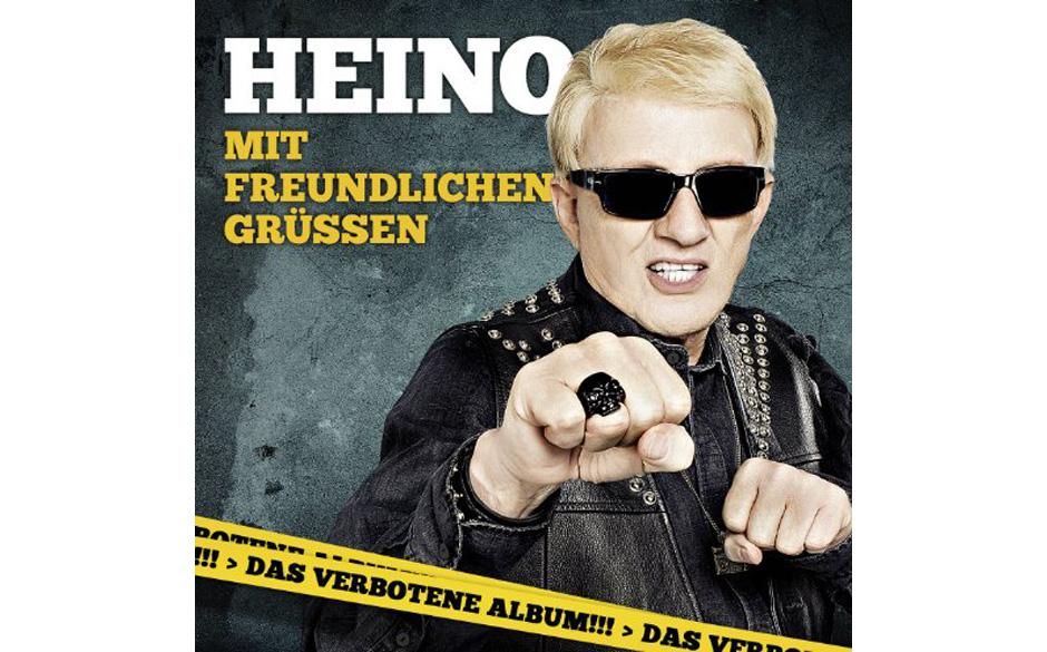 Heino-Album 'Mit freundlichen Grüßen'