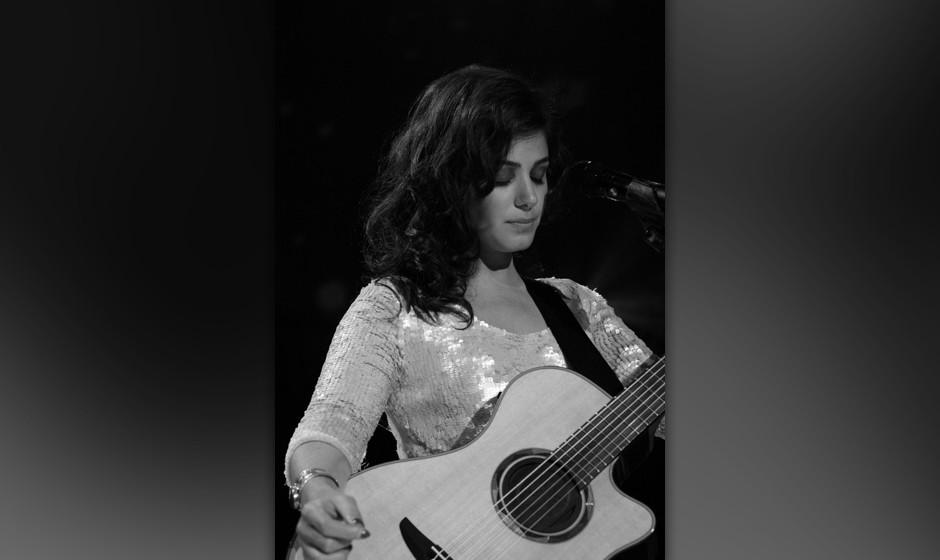 Nominiert in der Kategorie 'Künstler International Rock/Pop': Katie Melua