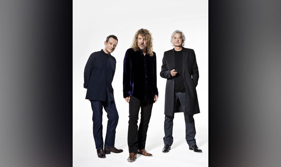 Gewinner bei 'Lifetime-Achievement-Award International for Outstanding Contribution to Music': Led Zeppelin
