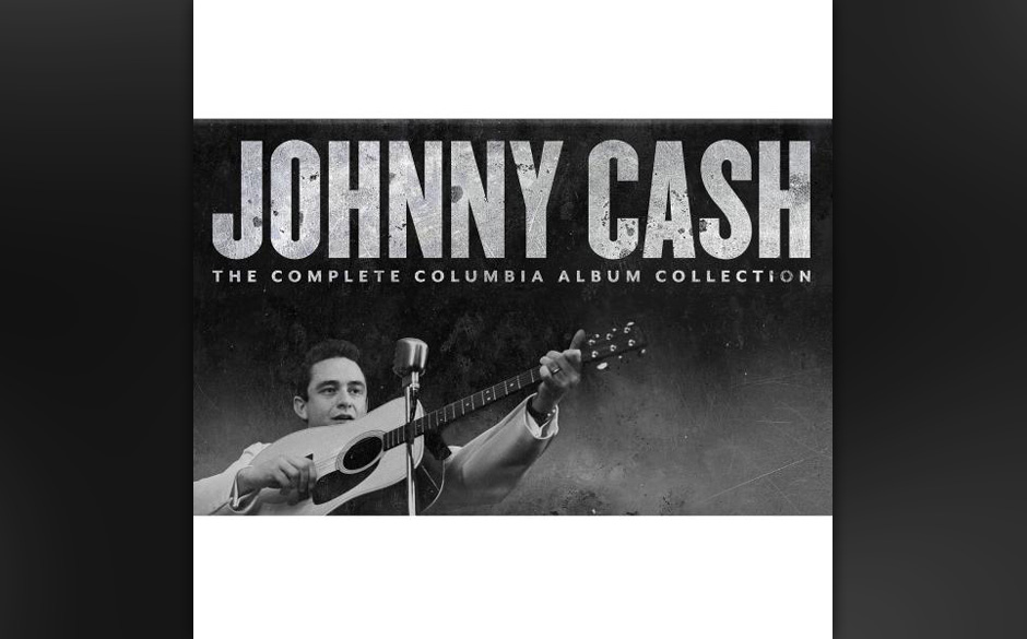 johnny cash 39 the complete columbia album collection. Black Bedroom Furniture Sets. Home Design Ideas