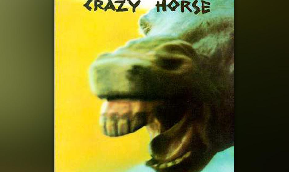 Replay: Crazy Horse - Crazy Horse. Analoge Quellen, analog gemastert, exzellente 180-g-Pressung.