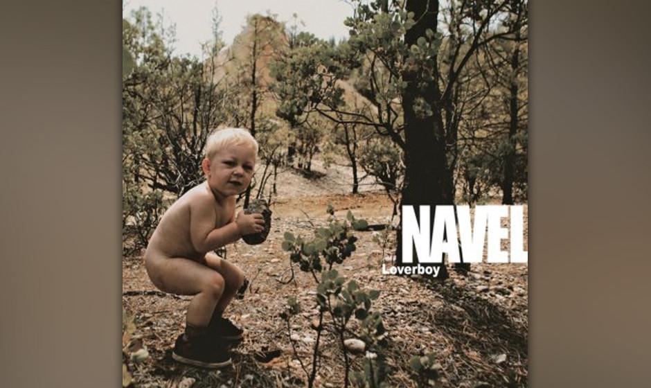 Navel - Loverboy. Noise-Blues zwischen Jack White und Mark Lanegan.