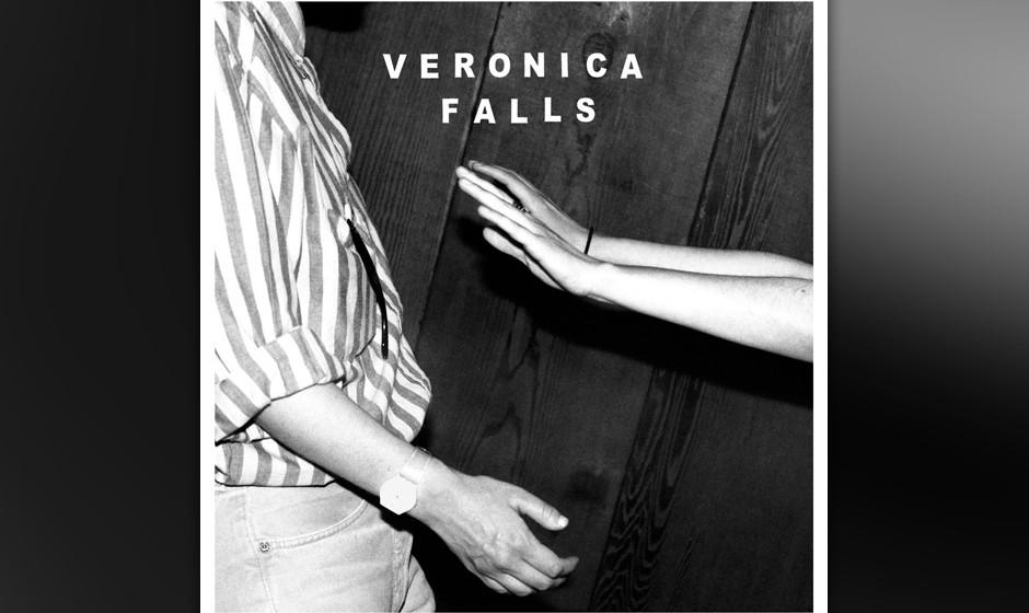Veronica Falls - Waiting For Something To Happen. Retro-Pop mit neuer Energie.