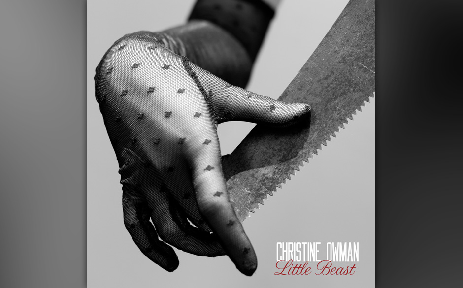Christine Owman - Little Beast. Fiebrig, kunstvoll, sinnlich. Featuring Mark Lanegan.