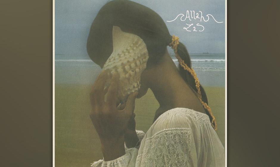 Allah-Las - Allah-Las. Surf-Sounds und Drip-Drop-Gitarren.