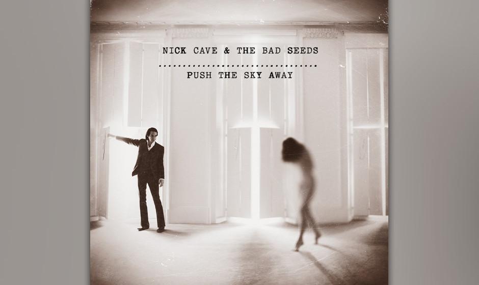 Nick Cave And The Bad Seeds - Push The Sky Away. Kalte Ekstase.
