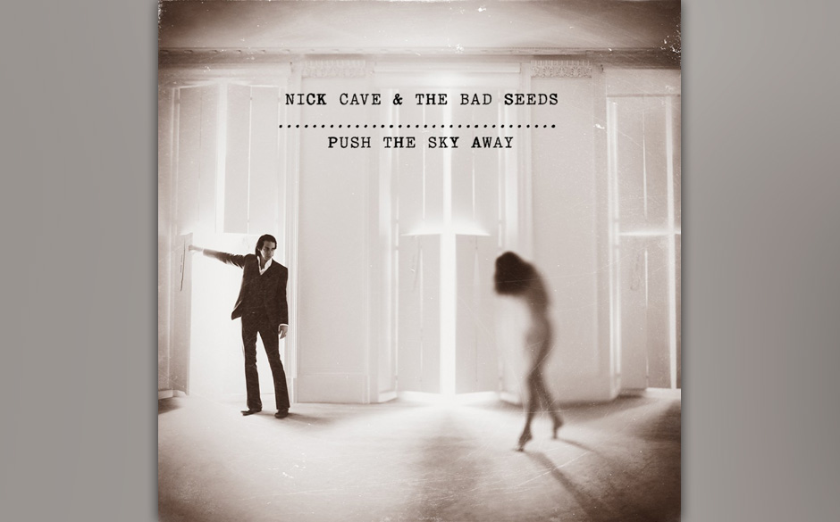 Nick Cave And The Bad Seeds - Push The Sky Away. Kalte Ekstase.