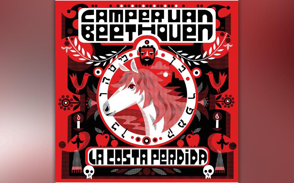 Camper Van Beethoven - La Costa Perdida. Californian Gothic.