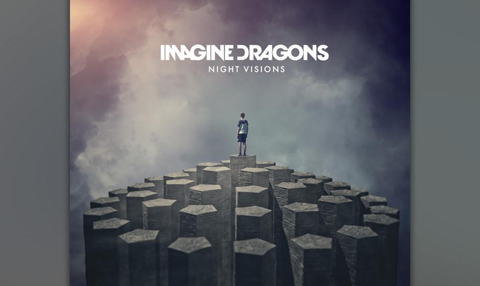 Imagine Dragons – Night Visions. Kraftvolle, souverän komponierte und neugierig produzierte Lieder.