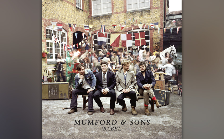Replay: Mumford & Sons - Babel. Das Hitalbum in der Deluxe-Edition.