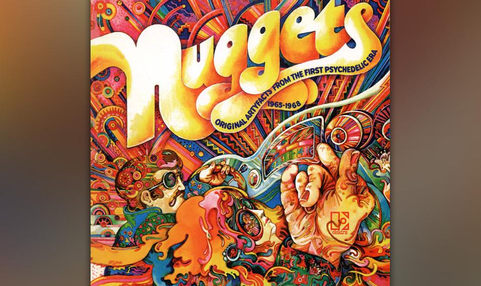 Replay: Nuggets -  Artyfacts From The First Psychedelic Era 1965-68. Die erste Ausgabe der Psychedelia-Compilation aus dem Ja