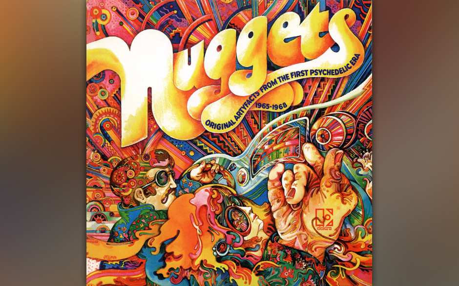 Replay: Nuggets -  Artyfacts From The First Psychedelic Era 1965-68. Die erste Ausgabe der Psychedelia-Compilation aus dem Ja
