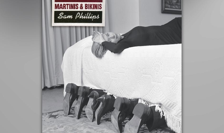 Replay: Sam Phillips -  Martinis & Bikinis. Eine der besten  Produktionen von T-Bone Burnett.