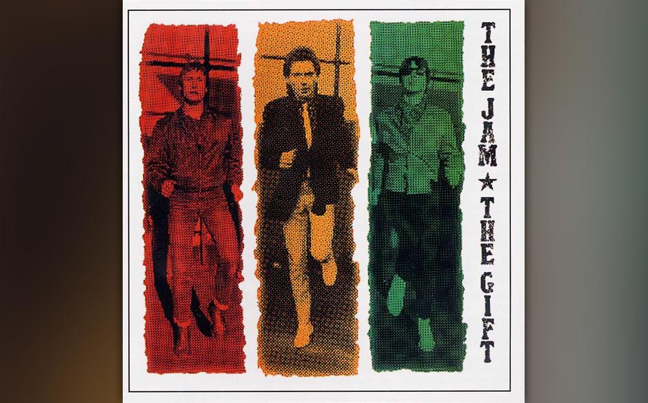 The Jam - A Gift. Die Schmuck-Box zum 30.  Jubiläum des Abschieds-Albums.