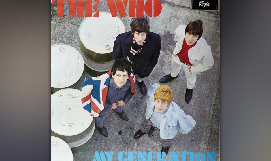 Replay: The Who -  My Generation. Das Debütalbum der Who von 1965.