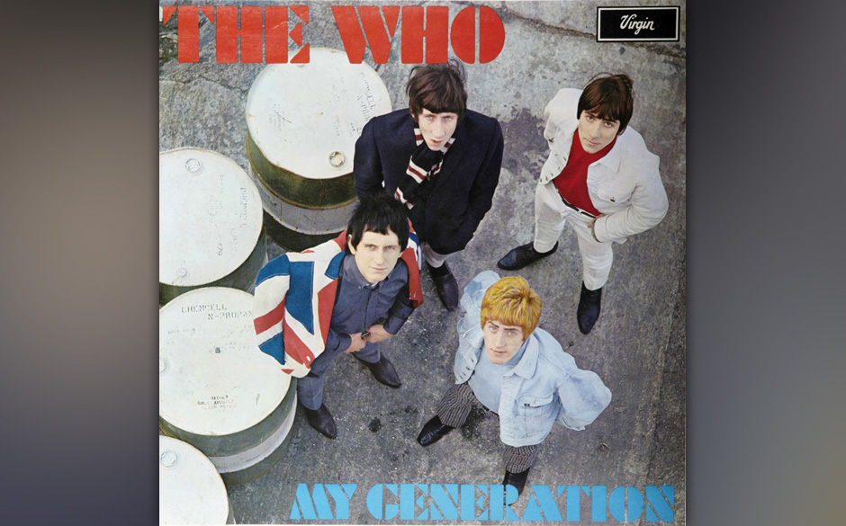 Replay: The Who -  My Generation. Das Debütalbum der Who von 1965.
