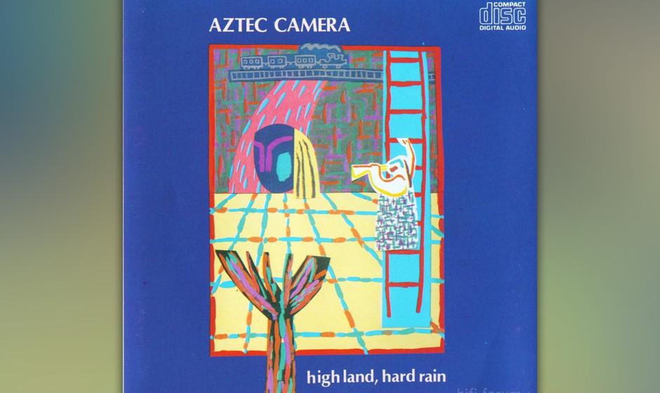 Replay: Aztec Camera - High Land, Hard Rain. Roddy Frames sechs Alben in erweiterten Buchform-Editionen.