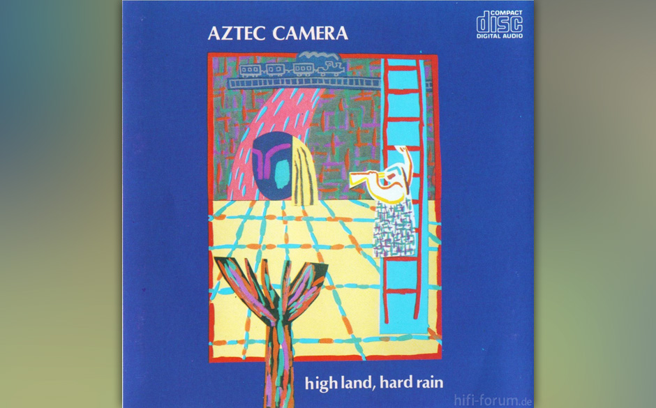 Replay: Aztec Camera - High Land, Hard Rain. Roddy Frames sechs Alben in erweiterten Buchform-Editionen.