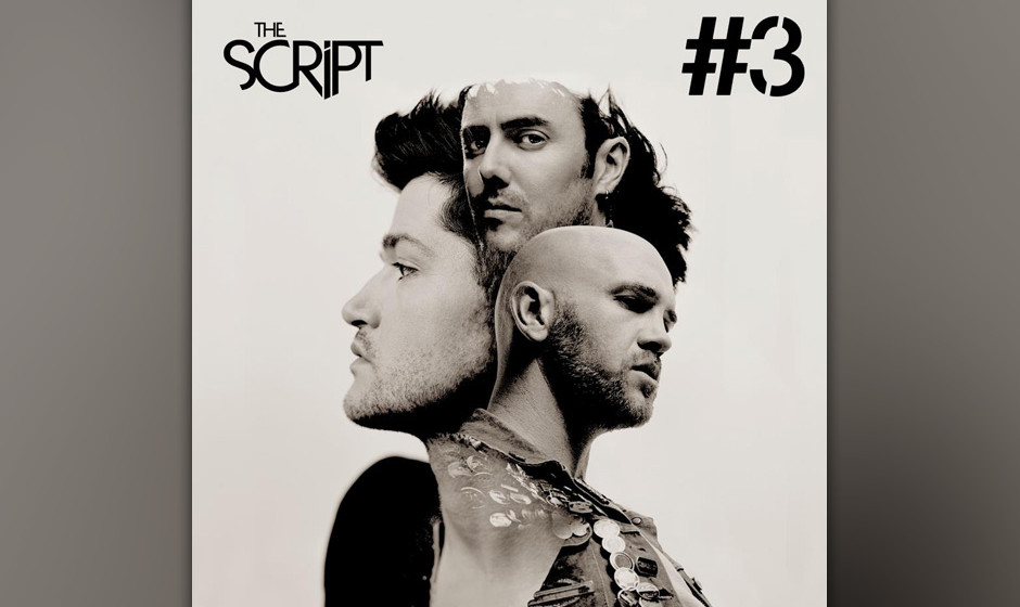 The Script - #3. Radiopoprock des Trios um UK-The-Voice-Juror Danny O'Donoghue.