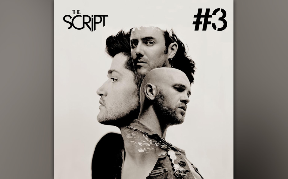 The Script - #3. Radiopoprock des Trios um UK-The-Voice-Juror Danny O'Donoghue.