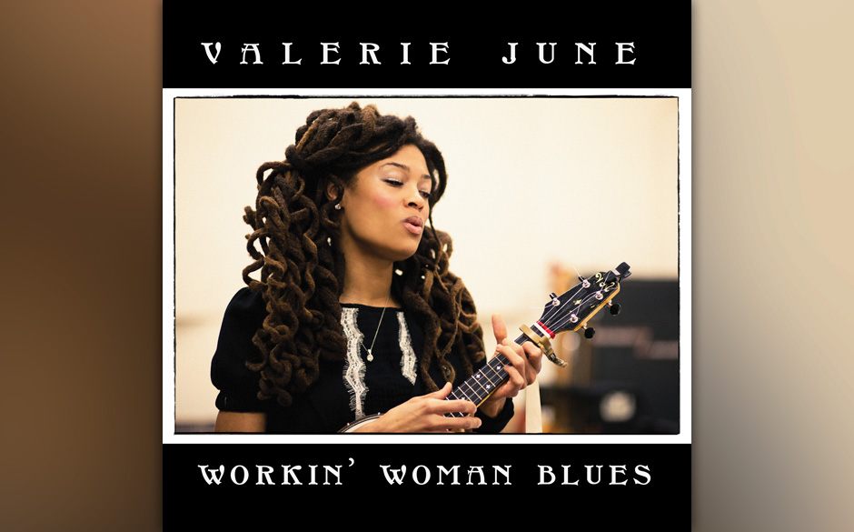 "Valerie June - Workin' Woman Blues  ""Organic Moonshine Roots Music""."