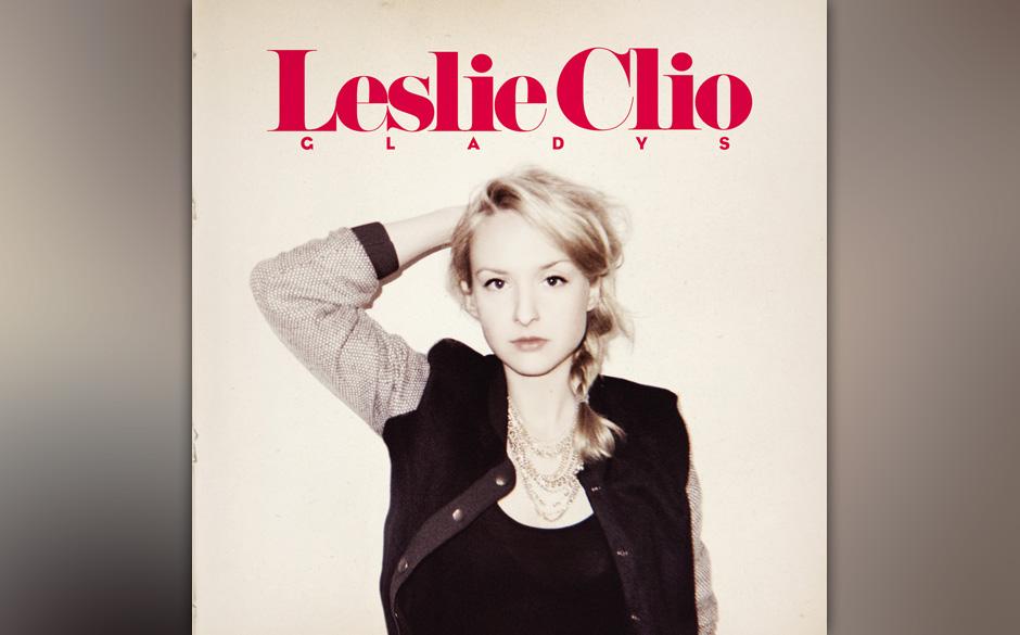 """Leslie Clio - Gladys. Die 26-jährige Wahl-Berlinerin wurde gleich als """"das deutsche Soul-Wunder"""" bevorschusst. """"Die de"""