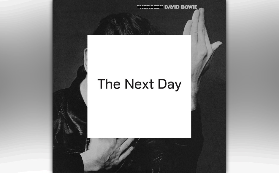David Bowie - 'The Next Day' (VÖ 12.03.)