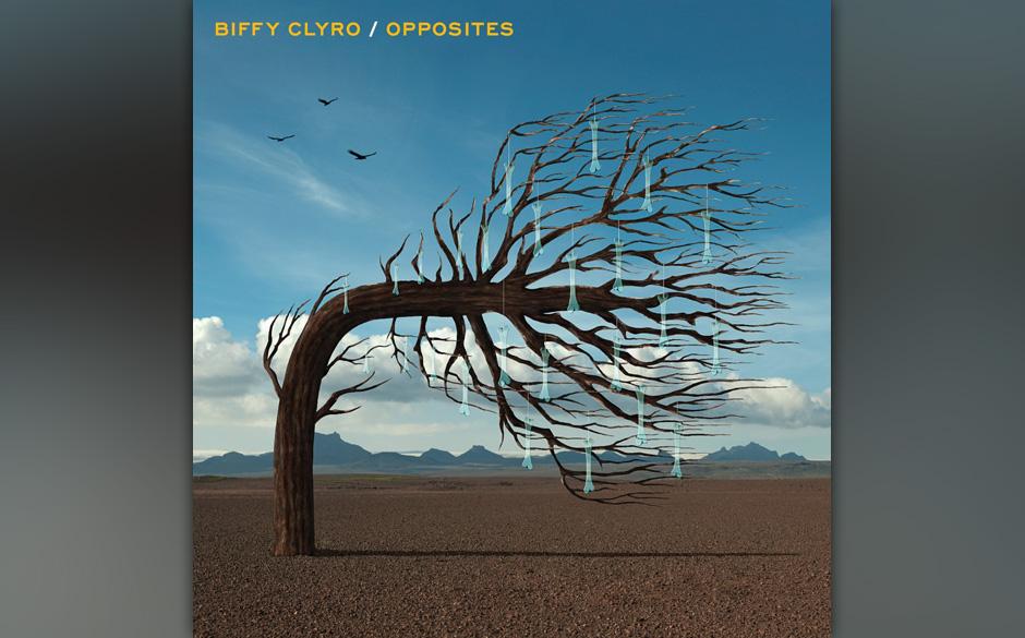 Biffy Clyro - Opposites (VÖ 25.01.)