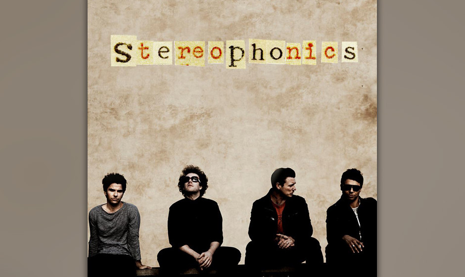Stereophonics - 'Graffiti On The Train' (VÖ 01.03.)