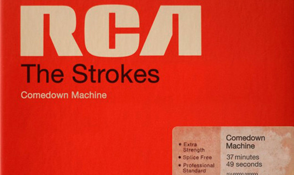 The Strokes- Comedown Machine (22.3.)